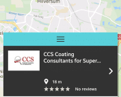 CCS on Yachting Pages App 1